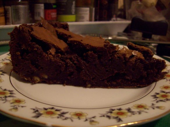 Chocolate Mousse Cake, My Guilty Pleasure